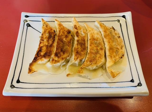 麵屋マルダイの餃子