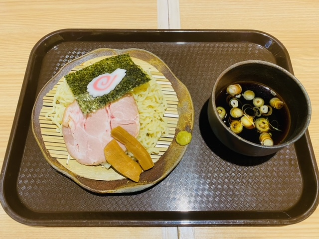 八甲田麵業Rの吟醸醤油のざる中華
