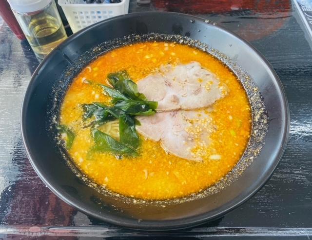 中国菜鳳龍の担々麵