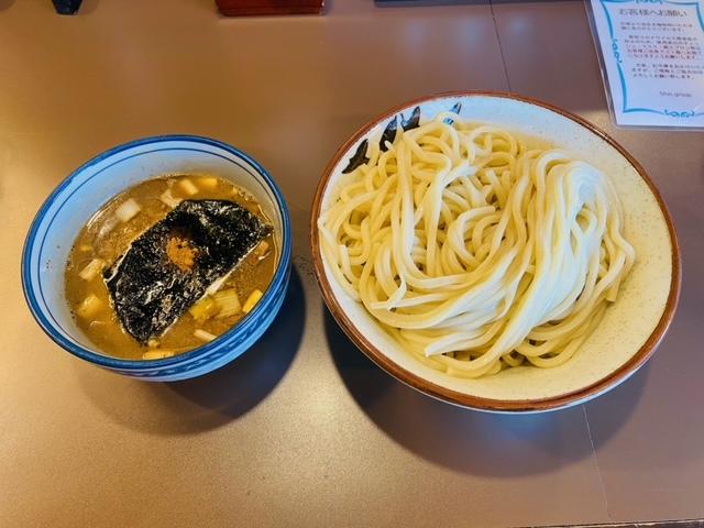弐代目にぼshin.のつけ麵